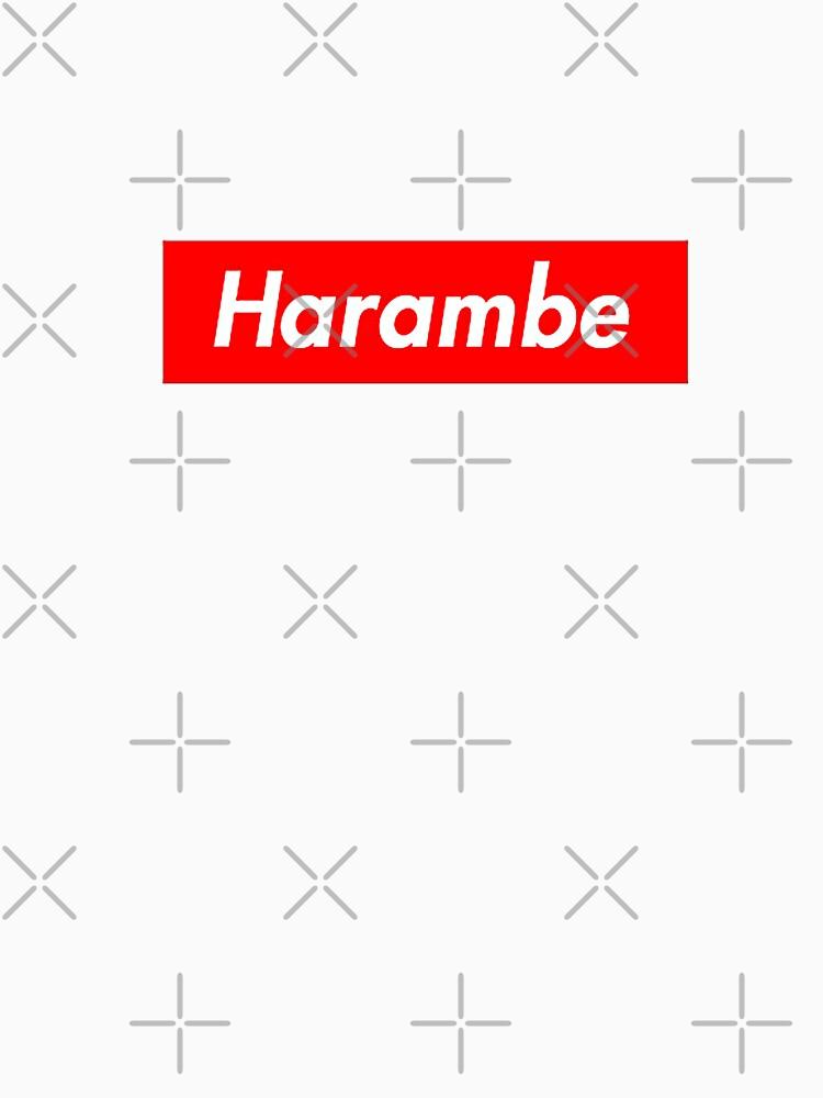 harambe | Unisex T-Shirt