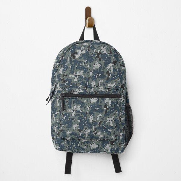 Camo Crocs Backpack