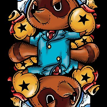 Tom Nook by teevstee