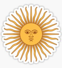 Argentina Sun of May  Sticker