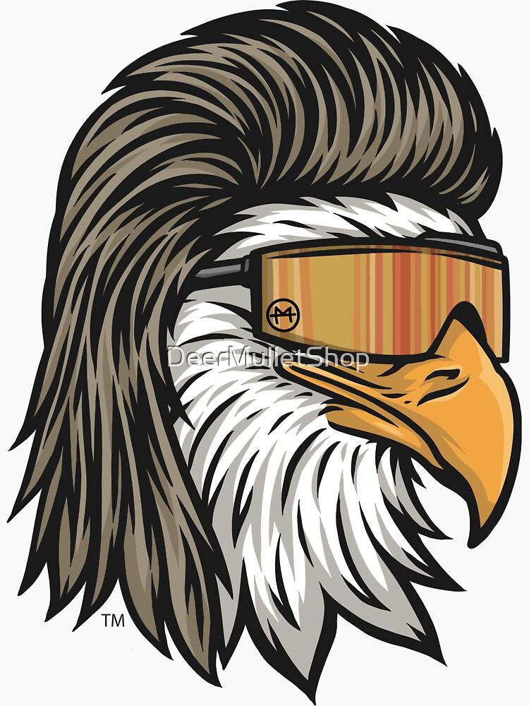 Eagle Mullet by DeerMulletShop