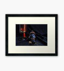 Glenfiddich since 1887 Framed Print