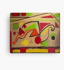 Shapes - Parks and Recreation Metal Print