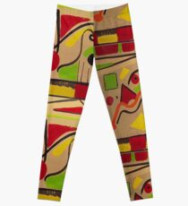 Shapes - Parks and Recreation Leggings
