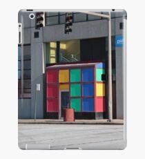 Rubik Shelter iPad Case/Skin