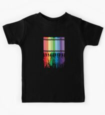 Spattered Crayons  Kids Clothes