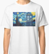 The Doctor and Vincent Classic T-Shirt