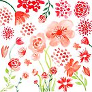 Floral Pattern 2 by TheYABookaholic