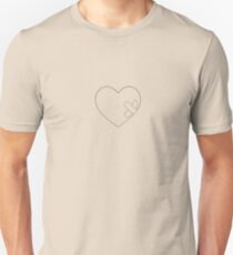 katawa shoujo heart T-Shirt