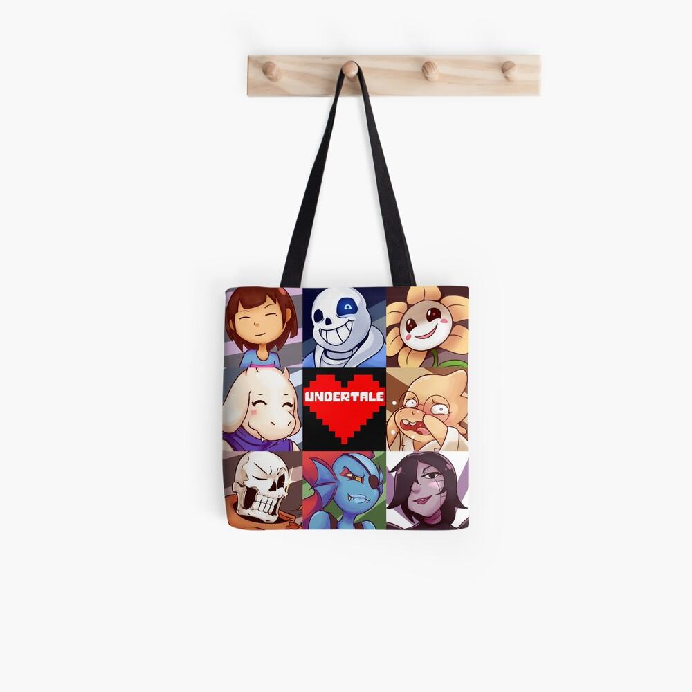 Undertale Tote Bag