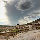 Stormwatch on the Badlands by Tracy Friesen