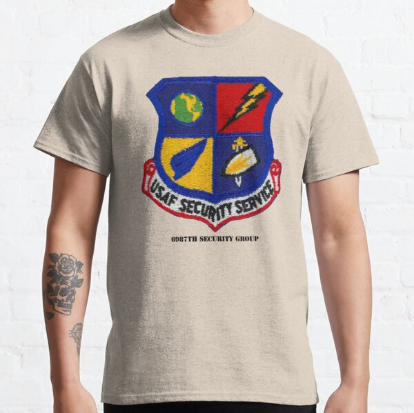 6987TH SECURITY GROUP Classic T-Shirt