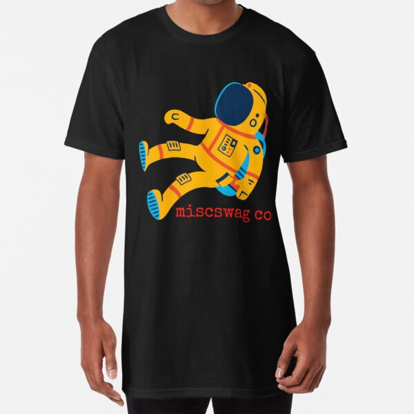 Misc Swag Clothing T-Shirt | Long Shirt | Unisex Sizes | Unique | Unconventional | Creative | Gift Idea  Long T-Shirt