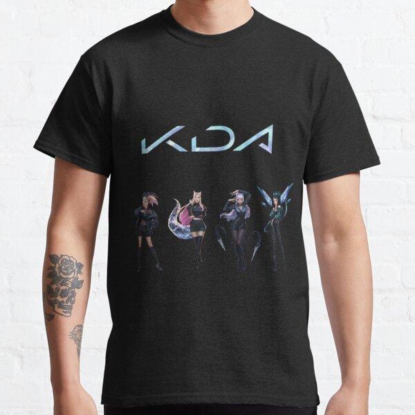 Kda Camiseta clásica