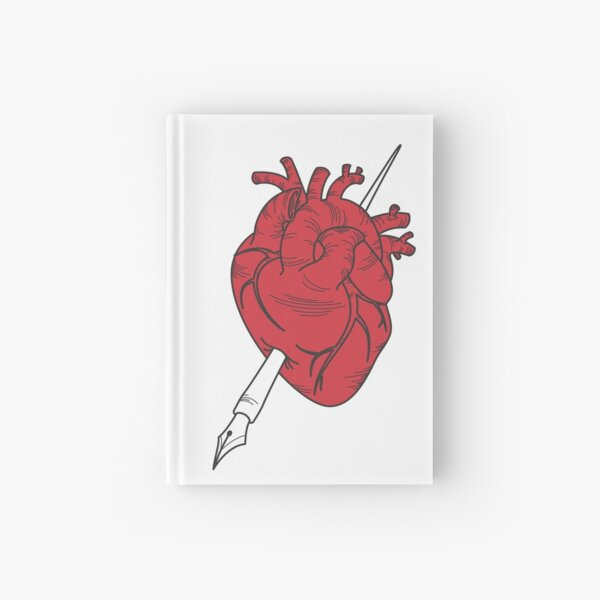 Write Your Heart Out Hardcover Journal