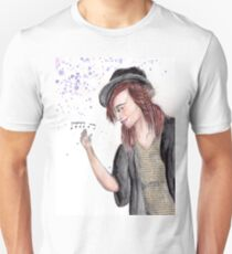 A Song is a Story in Bloom T-Shirt