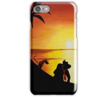 Sunset Shore iPhone Case/Skin
