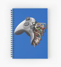 Gamer Life Spiral Notebook