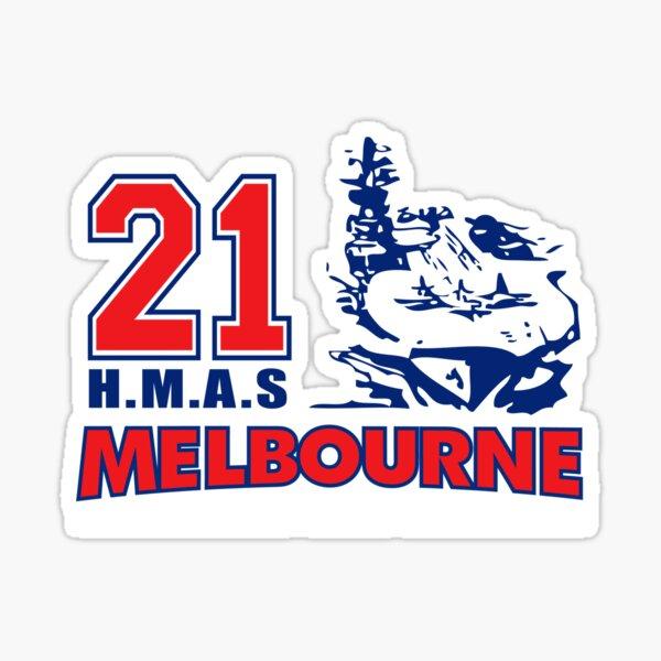 HMAS Melbourne Sticker