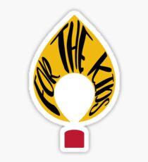 FTK Flame  Sticker