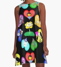 Undertale A-Line Dress