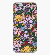 Ramona Floral Two iPhone Case