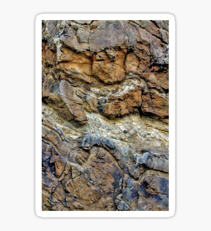 Rock Chasm III Sticker