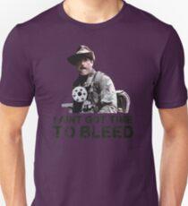Predator I Aint Got Time To Bleed T-Shirt