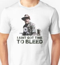Predator I Aint Got Time To Bleed Slim Fit T-Shirt