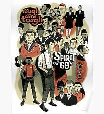 Póster Skinhead: Spirit Of 69