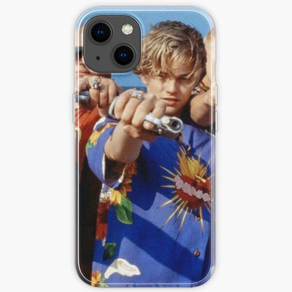 Romeo and Juliet 1996 Leonardo Dicaprio Claire Danes iPhone Soft Case