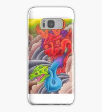 Snapping Tongue, Son. Samsung Galaxy Case/Skin