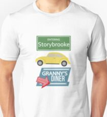Once Upon a Time - Storybrooke T-Shirt