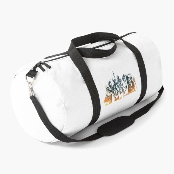 Final Fantasy Design Duffle Bag