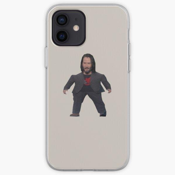 Mini Keanu iPhone Soft Case