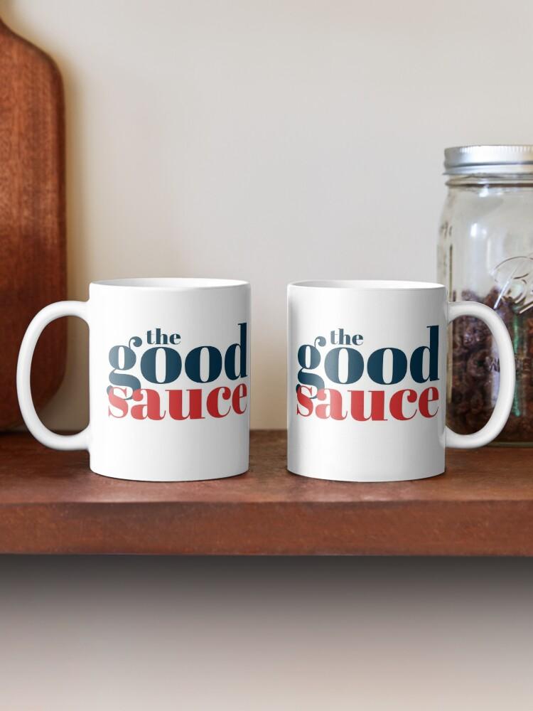 Alternate view of The Good Sauce Mug