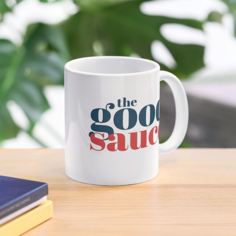 The Good Sauce Mug