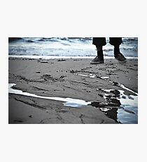 Back to the ocean Photographic Print