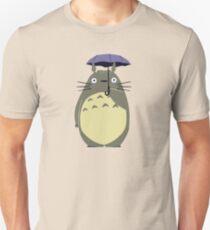 totoro umbrela Unisex T-Shirt