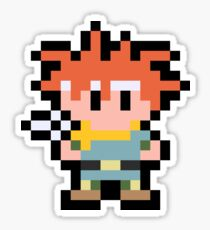 Pixel Crono Sticker