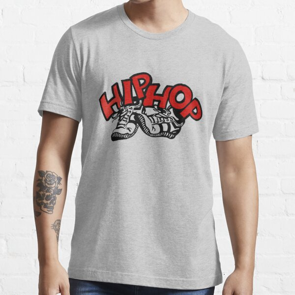 Hip hop shoes design and graffiti Essential T-Shirt