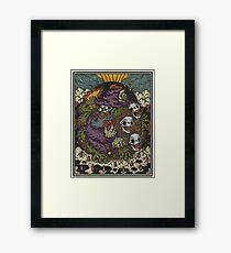Wild Wiz Framed Print