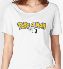 Pokemon Spoof Women's Relaxed Fit T-Shirt