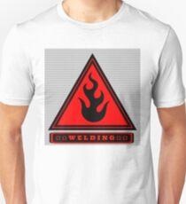 Ω Code Ω Welding Ω Unisex T-Shirt