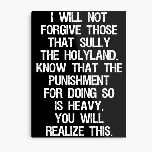 holyland Metal Print