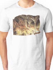 Smaug's Cave Unisex T-Shirt