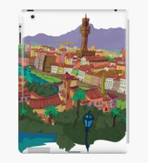 Firenze iPad Case/Skin