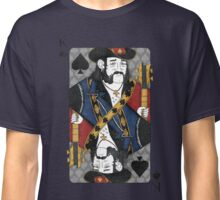Lemmy - King of Spades - Tribute to Motorhead Classic T-Shirt