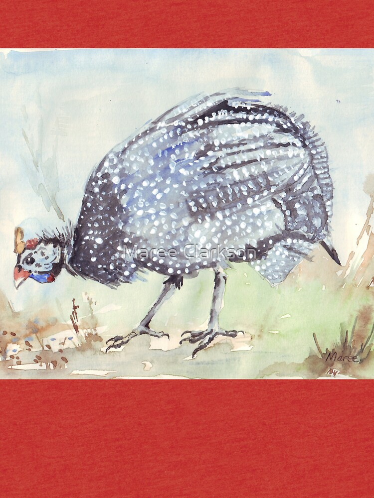 Listen to the Guinea Fowl by MareeClarkson