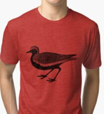 Stilts is the name.  Tri-blend T-Shirt